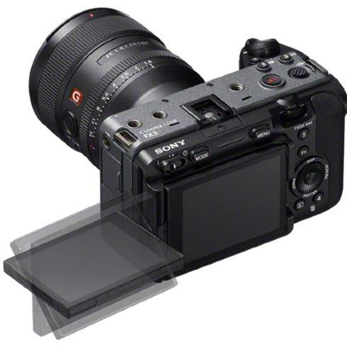 Sony FX3 с поворотным экраном