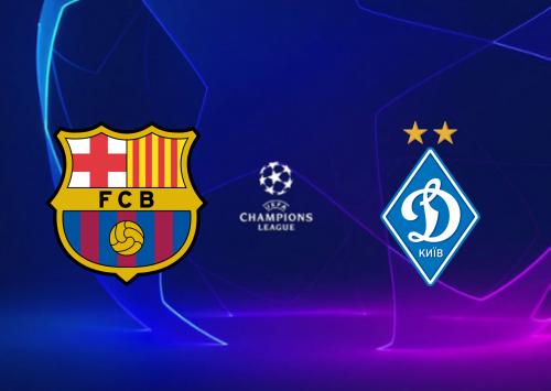 Barcelona vs Dynamo Kyiv -Highlights 04 November 2020