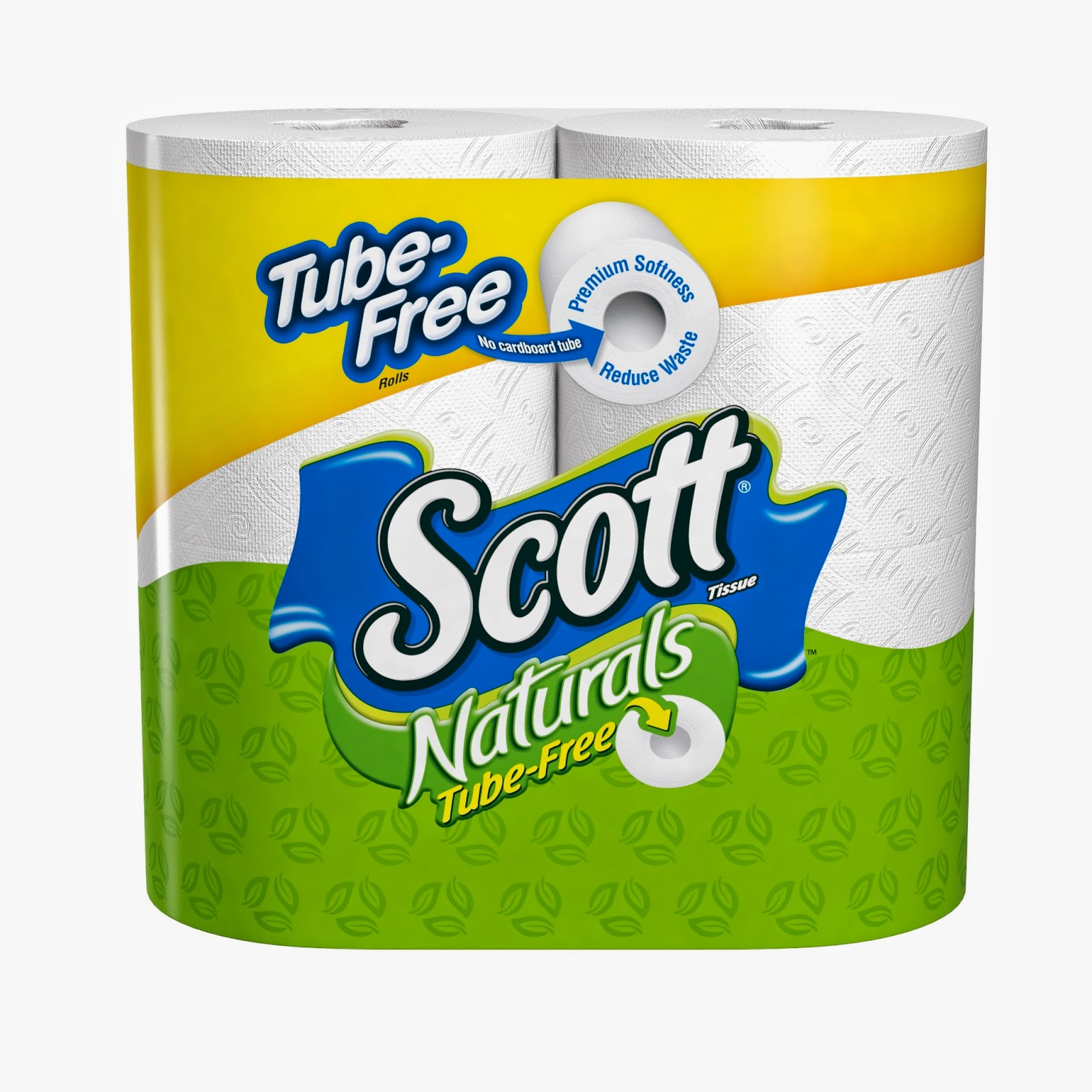 Scott Naturals® Tube-Free - Review and Giveaway