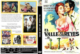 El valle de los Reyes | 1954 | Valley of the Kings