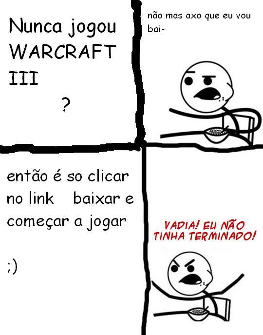 Im Warlock: Warcraft qualé a history