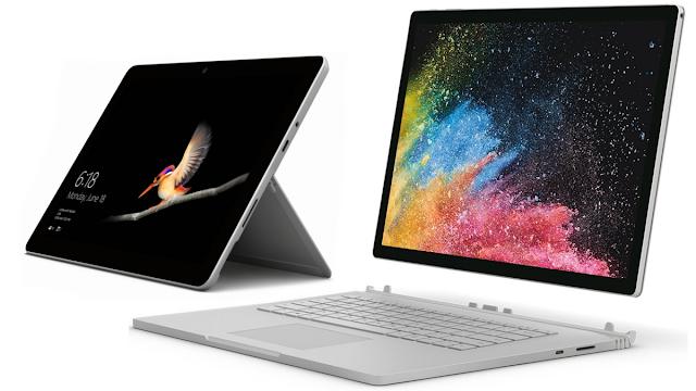 Pembaruan Firmware Microsoft Surface Book Banyak Peningkatan Keamanan
