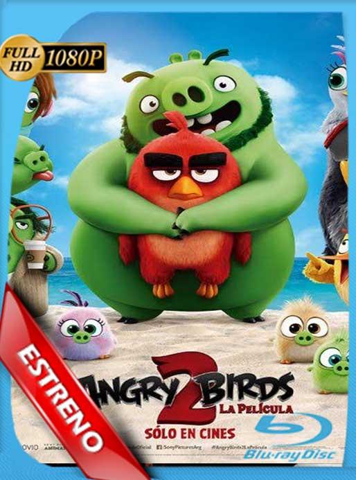 Angry Birds 2: La película (2019) HD [1080p] Latino [GoogleDrive] SilvestreHD