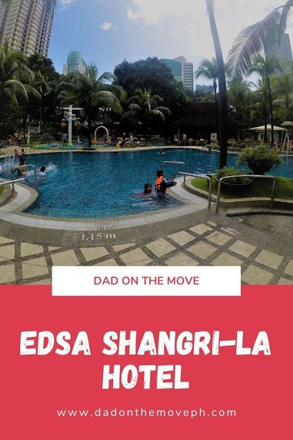 EDSA Shangri-La Hotel review