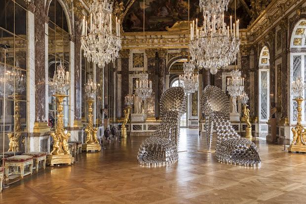 Chateau De Versailles Paris