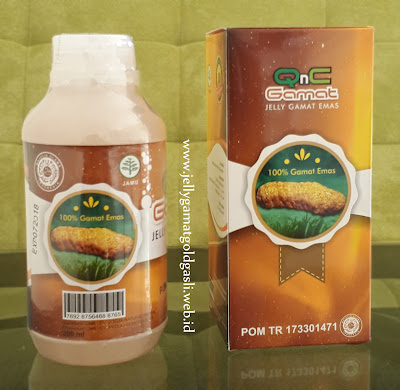 QNC Jelly Gamat ASLI (100% ORIGINAL)