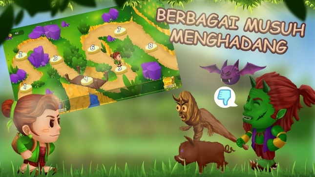 download game timun mas
