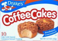 Drakes Coffee Cakes Shortage