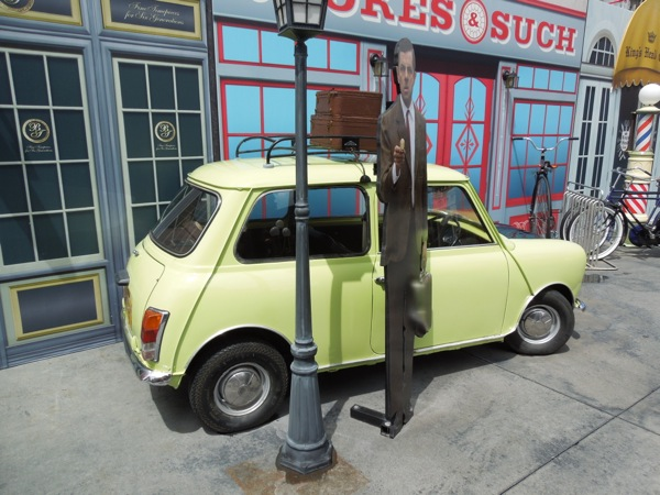 Mr Bean Holiday Mini