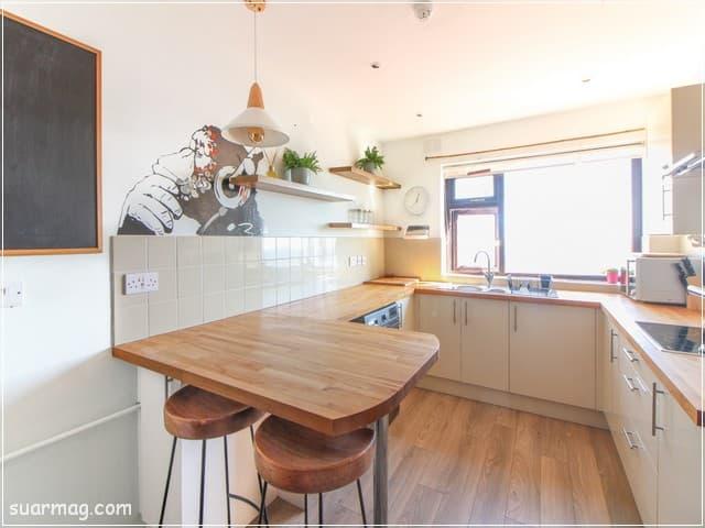 مطابخ خشب 6 | Wood kitchens 6