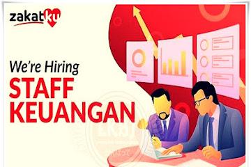 Lowongan Kerja Bandung Staff Keuangan Zakatku