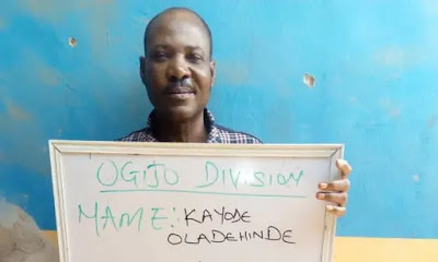 50-year-old Man Arrested For Impregnating 13-year-old Stepdaughter