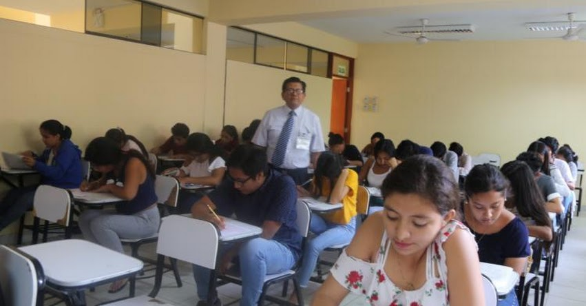 IDEPUNP: Con éxito se desarrolló Segundo Examen de Instituto de enseñanza Pre Universitaria de la Universidad Nacional de Piura - UNP - www.unp.edu.pe