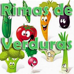 rimas de las verduras
