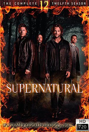 Supernatural Temporada 12 [720p] [Latino-Ingles] [MEGA]
