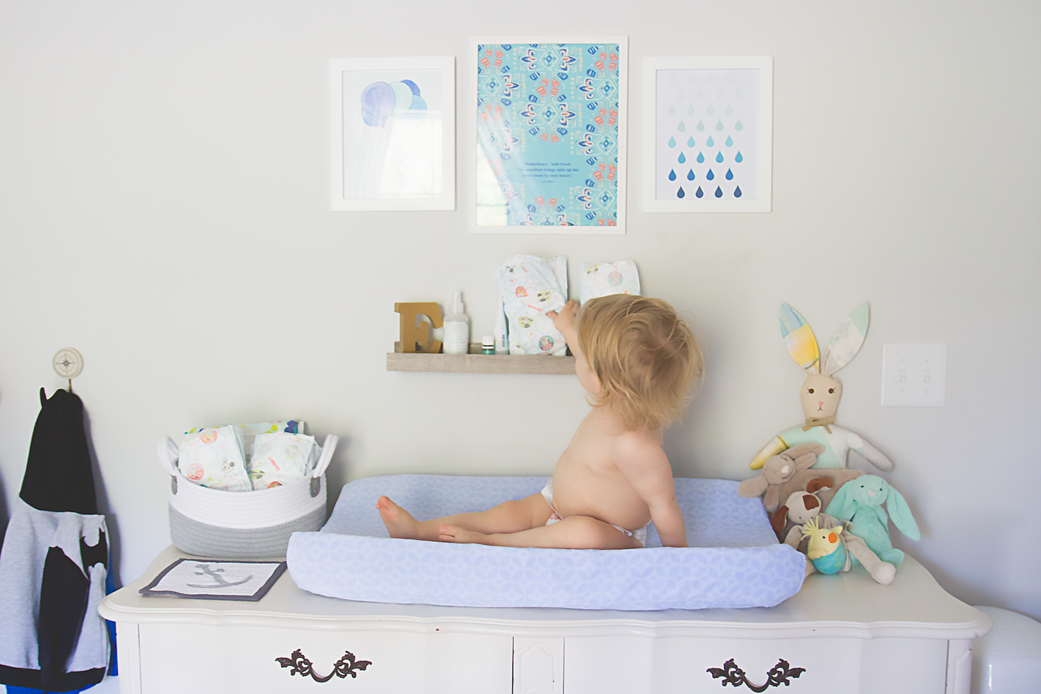 CREATING A TRANSITIONAL NURSERY: FROM BABY TO KID | TIPS