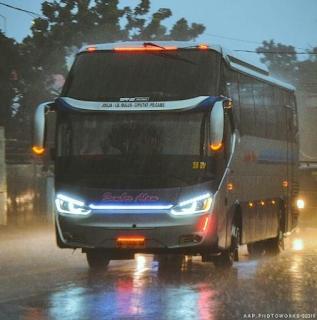 Bus Sumber Alam Semarang