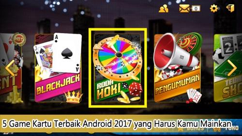 Game Kartu Terbaik Android 2017