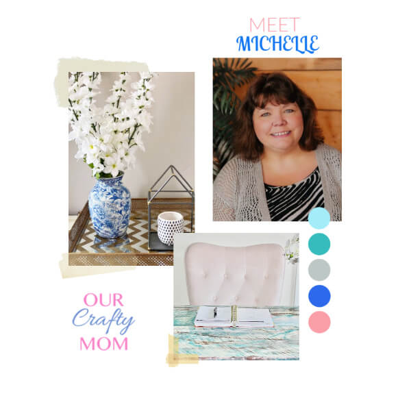 Our Crafty Mom blog collage