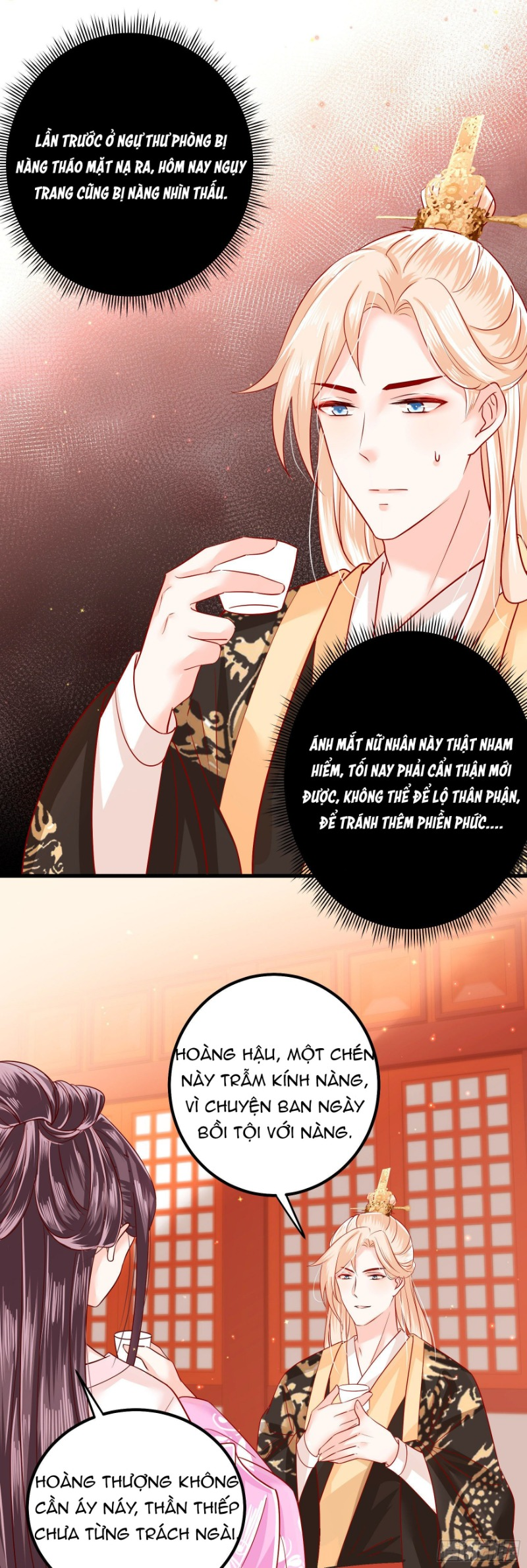 Ta Phải Làm Hoàng Hậu Chapter 11 - upload bởi truyensieuhay.com