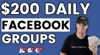 How to earn money from Facebook groups without investment?