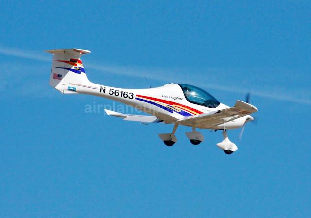 ATEC 322 Faeta light sport aircraft