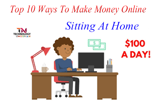 make money online, best way to make a living online,making a living from home
