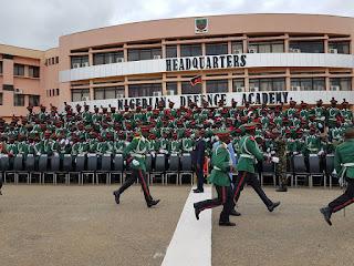 [[Ka nema]] Nigerian Military School NDA suna neman dalibai.