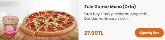 Little Caesars zula gamer kampanyası
