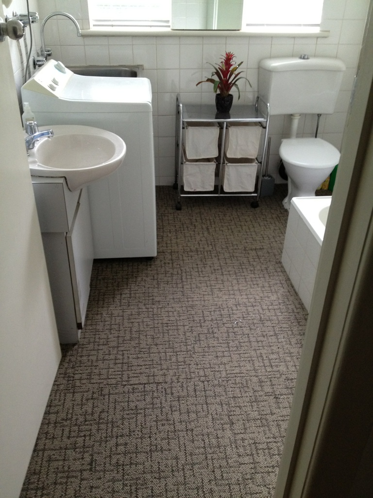 flooring for bathroom ideas mcmats second carpets secondhand carpet tiles 17687