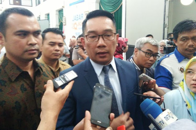 Seminggu 2 Kepala Daerah di Jabar Kena OTT, Ridwan Kamil Prihatin