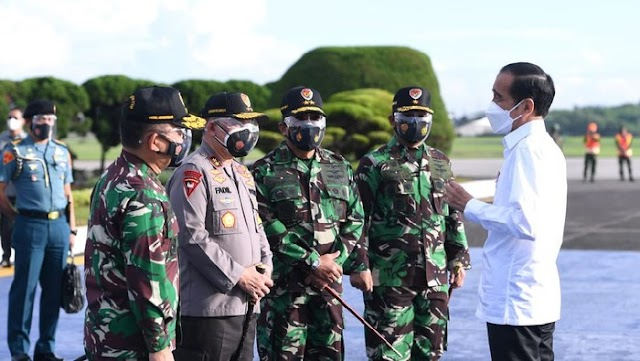 Bertolak ke Kalimantan Selatan, Presiden Jokowi akan Resmikan Bendungan Tapin