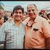 Tremendo fiestón armaron Carlos Alvarado y Luis Guillermo Solís