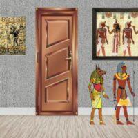 8b Egypt Tutankhamun Gold…
