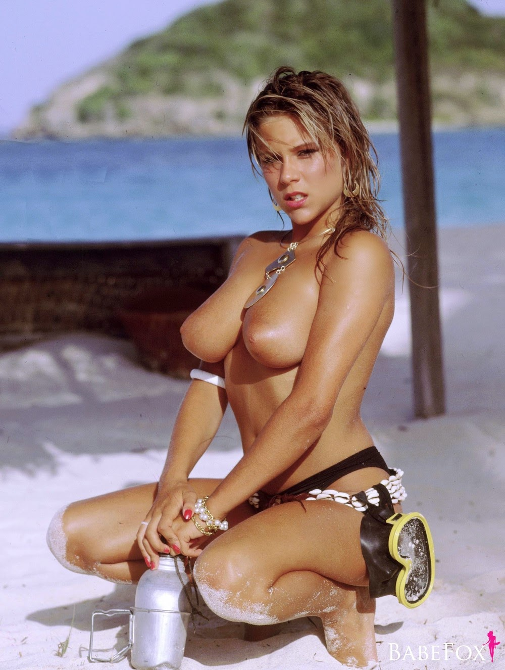 Samantha fox nudes
