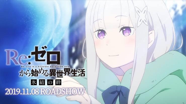 Re: Zero kara Hajimeru Isekai Seikatsu: Hyouketsu no Kizuna (2019) Bluray Subtitle Indonesia
