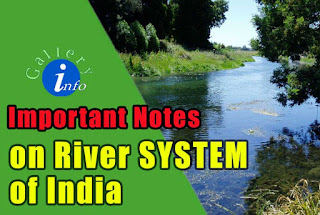 Notes on Indian River System