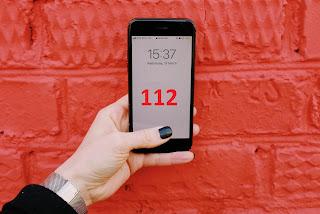112 helpline number