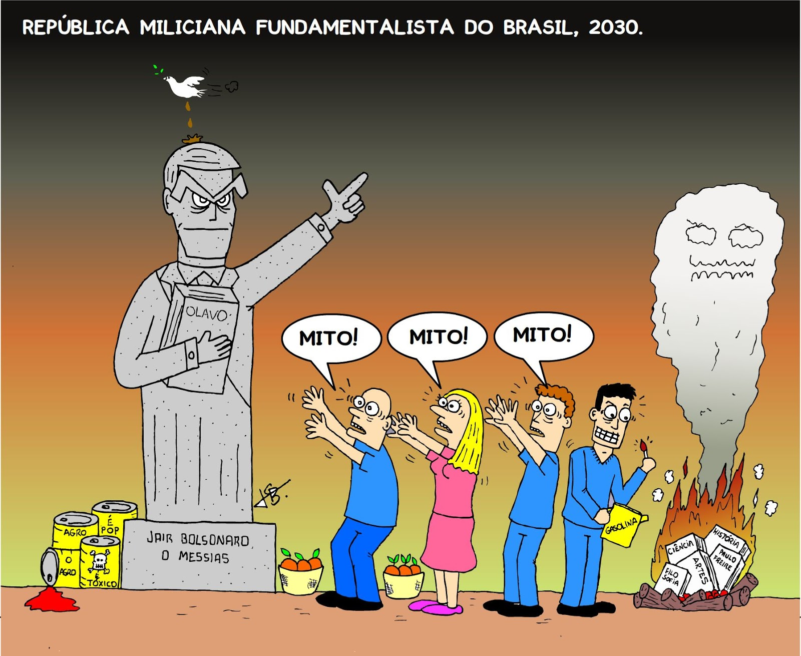 Brasil, 2030: uma distopia