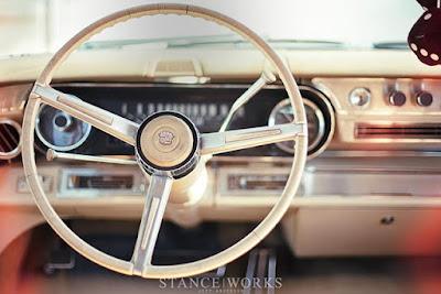 Painel Cadillac De Ville Coupe 1966