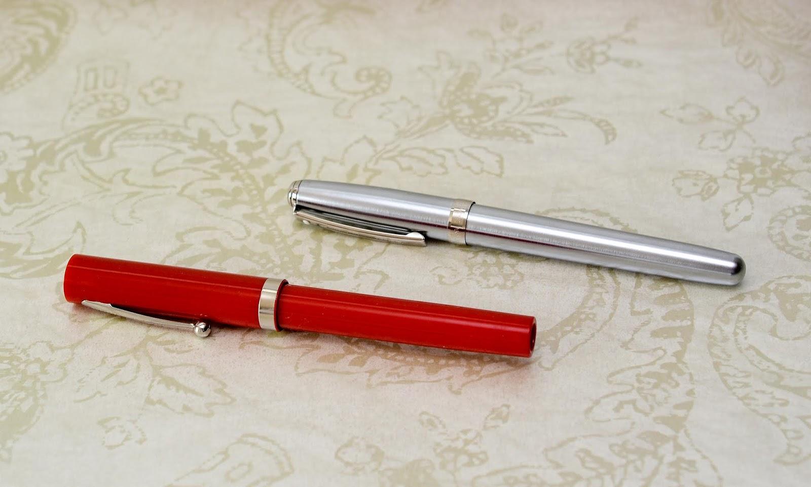 Fountain Pen Basics