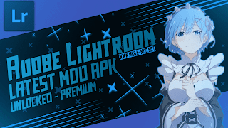 Adobe Lightroom CC MOD APK [PREMIUM - FULL PRESET] Latest (V6.2.0)