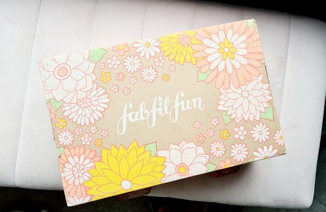 FabFitFun box Spring 2021 review UK
