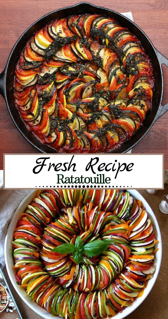 Ratatouille #dinnerrecipe #food #amazingrecipe #easyrecipe