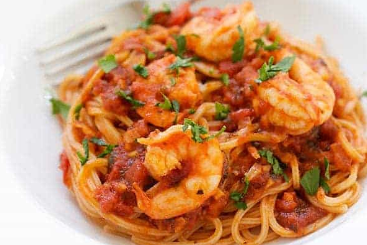 Shrimp Spaghetti Recipe