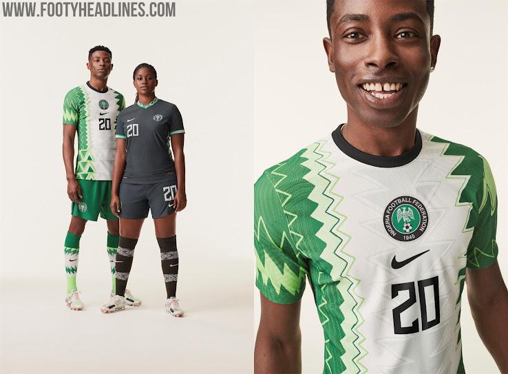 Nigeria 2020 Kits 3   Áo Bóng Đá Sum Store