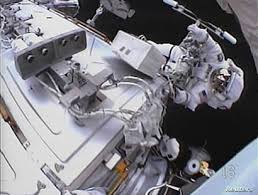 """MUNDO: """"Tenemos que convertirnos en una especie multiplanetaria"""": astronauta hispano."""