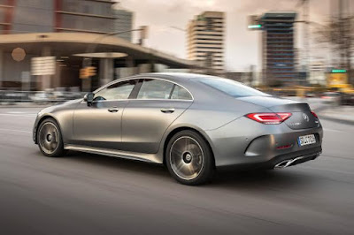 Mercedes Benz 2018 CLS 400 Review, Specs, Price