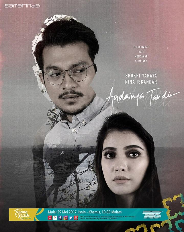 Sinopsis Drama Andainya Takdir (TV3)