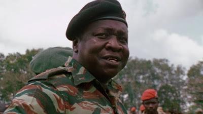 Idi Amin became the President of Uganda